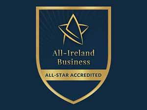 All Star Accreditation Badge